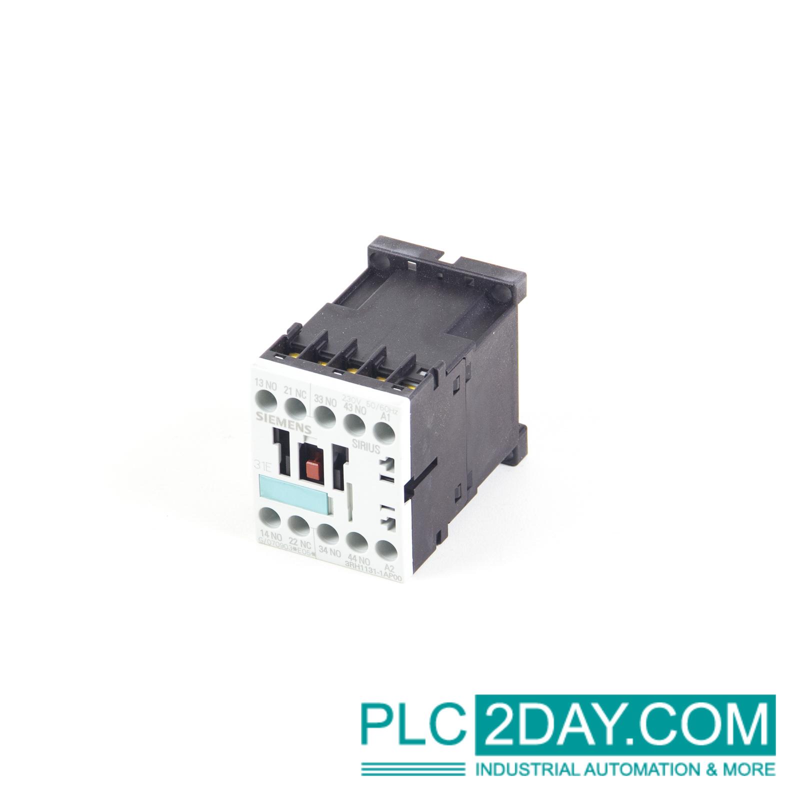 1pc Siemens contactor relay 3RH1131-1AP00